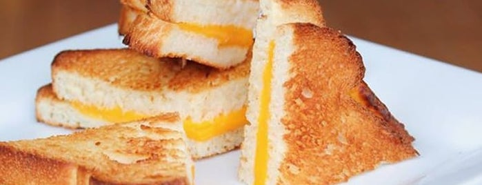 Rosey's Bistro is one of The Best Grilled Cheese in Every U.S. State.