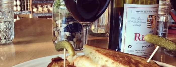 The Cheese Shop of Des Moines is one of The Best Grilled Cheese in Every U.S. State.