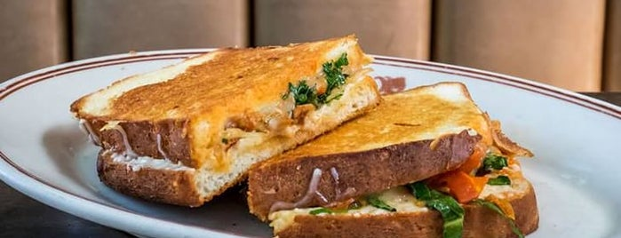 Little Goat Diner is one of The Best Grilled Cheese in Every U.S. State.