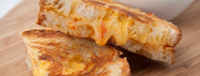 {three} Sheets is one of The Best Grilled Cheese in Every U.S. State.