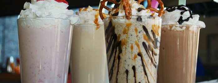 Grub Burger Bar is one of The Best Milkshake in Every State.