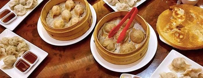 Dumpling Galaxy 百餃園 is one of The Best Dumplings in NYC, Ranked.