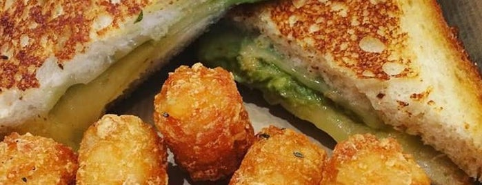 Roxy's Gourmet Grilled Cheese Truck is one of The Best Grilled Cheese in Every U.S. State.