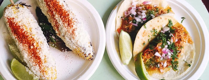 Café Habana is one of The 15 Best Places for Shrimp Tacos in New York City.