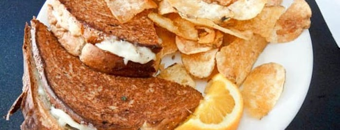 Fountain on Locust is one of The Best Grilled Cheese in Every U.S. State.
