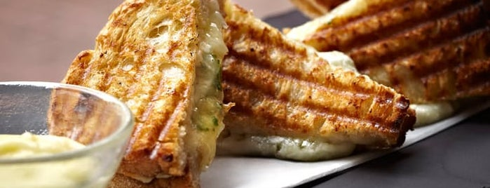 Jaleo is one of The Best Grilled Cheese in Every U.S. State.