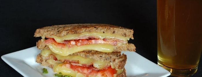 EastBurn is one of The Best Grilled Cheese in Every U.S. State.