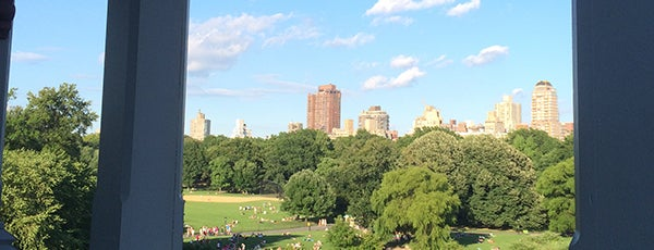 Central Park is one of 92 Days of Summer in NYC.