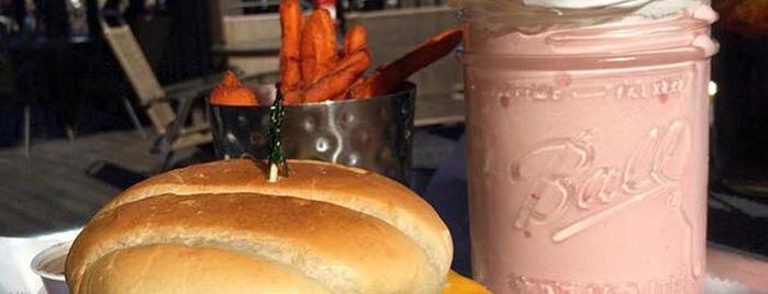 Big Four Burgers + Beer is one of The Best Milkshake in Every State.