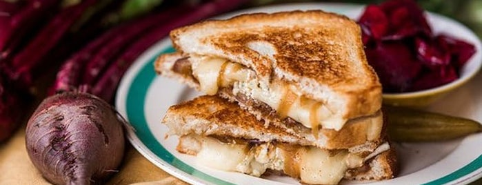 Tupelo Honey is one of The Best Grilled Cheese in Every U.S. State.