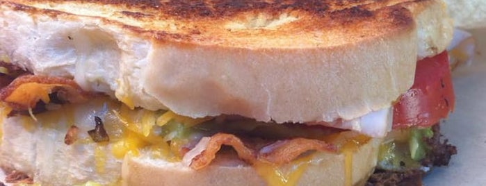 Cheesy Street is one of The Best Grilled Cheese in Every U.S. State.