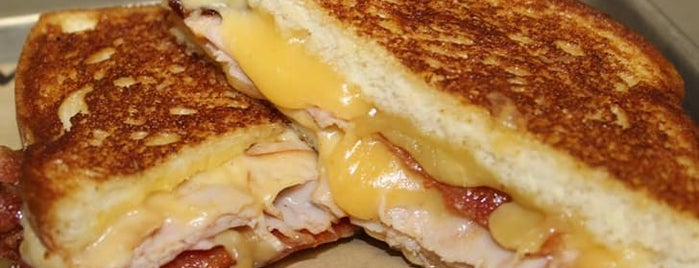 The Big Cheezy - Mid City is one of The Best Grilled Cheese in Every U.S. State.