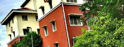Desa Mutiara Apartment is one of rumah saudara mara.