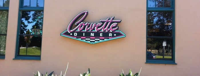 Corvette Diner is one of Top 10 places to try this season.
