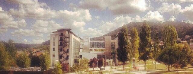 Facultade de Ciencias Empresariais e Turismo de Ourense | Universidade de Vigo is one of Best of Ourense ❤.