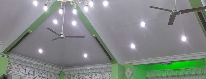 Surau Bukit Kuda is one of Masjid Dan Surau.