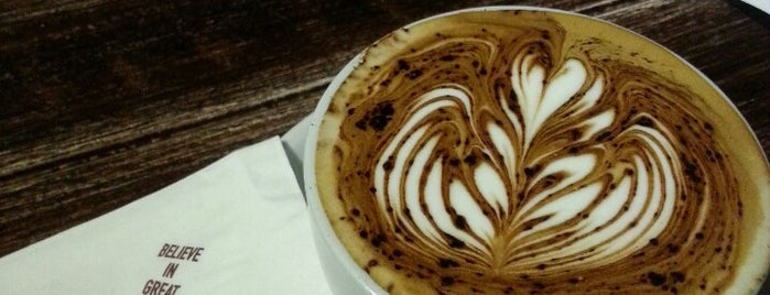 Cosans Coffee is one of Cafe.