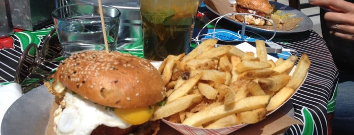 4505 Burgers & BBQ is one of SF Eats to Try.