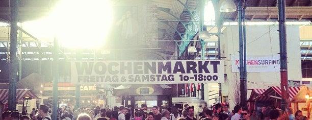Markthalle Neun is one of BERLIN TAG und NACHT.
