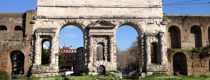 Porta Maggiore is one of Roma - Da fare.