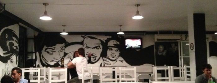 Frida Loft is one of bars.