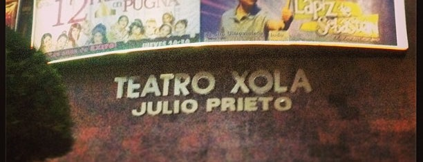 Teatro Julio Prieto is one of Cultural.