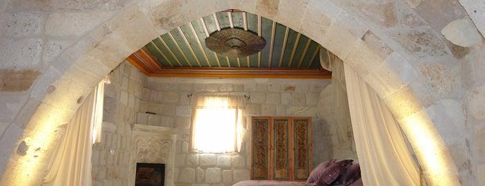 Anatolian Houses Hotel is one of KAPADOKYA.