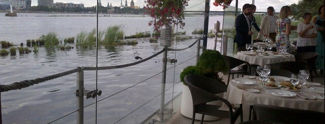Fabrikas Restorāns is one of TOP 50 Restaurants in Latvia.