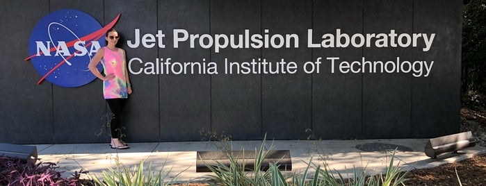Jet Propulsion Laboratory is one of Trips.