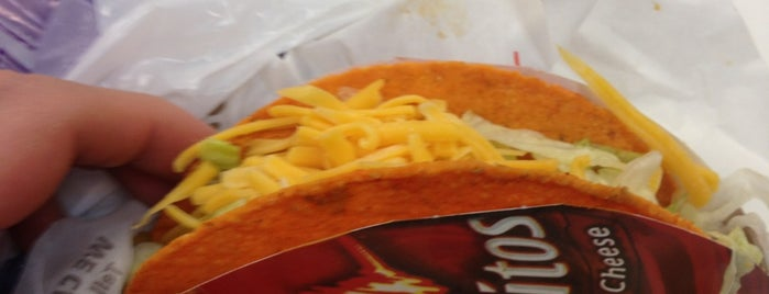 Taco Bell is one of New York.