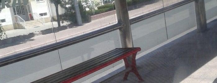 Cırgalan Kayseray Durağı is one of Kayseri Organize Sanayi - İldem Tramvay Hattı.