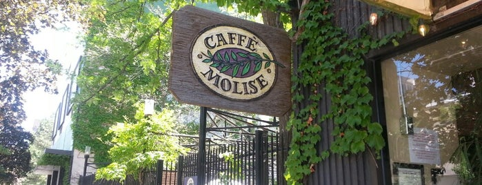 Caffe Molise is one of UTAH, Not Just Mormons.
