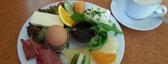 Café K is one of Hnr food.