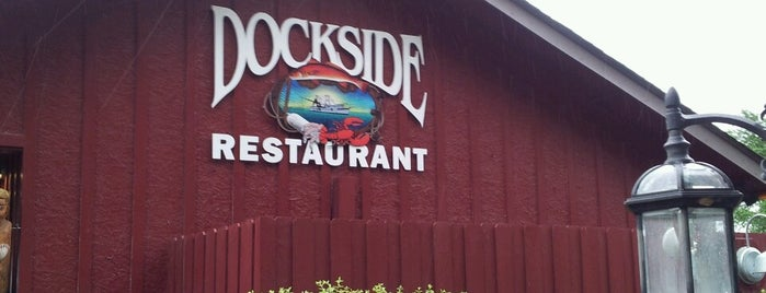 Dockside is one of Beaufort, SC - Restaurants.