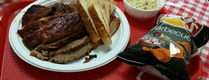 Tyler's Barbeque is one of BBQ Joints in Texas.