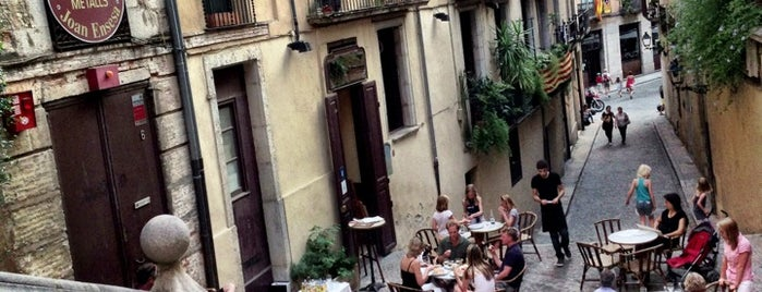 Le Bistrot is one of Restaurants de Catalunya.