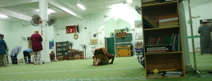 Masjid Balok is one of Baitullah : Masjid & Surau.