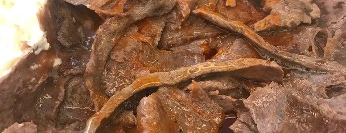 İskender is one of yeme içme.