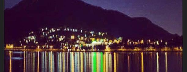 Lungolago di Como is one of Road trip 2016.