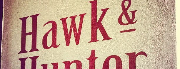 Hawk & Hunter is one of Coffee, Breakfasts and Lunch. Cafe's of the SE.