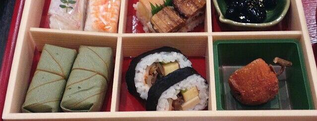 柿の葉すし本舗たなか なら本店 is one of お気に入り.