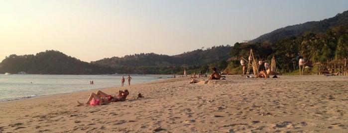 Kan Tiang Beach is one of Koh Lanta TINO.