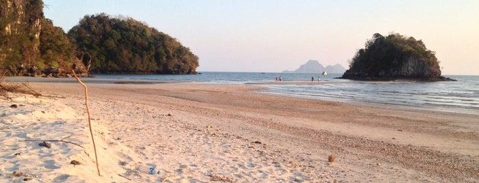 อุทยานแห่งชาติหาดนพรัตน์ธารา-หมู่เกาะพีพี is one of Origin Destiny.