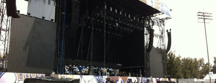 Foro Sol is one of Venues.