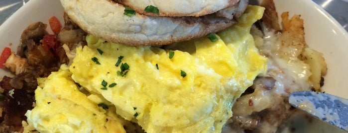 Hangover Easy is one of The 15 Best Places for a Brunch Food in Cincinnati.
