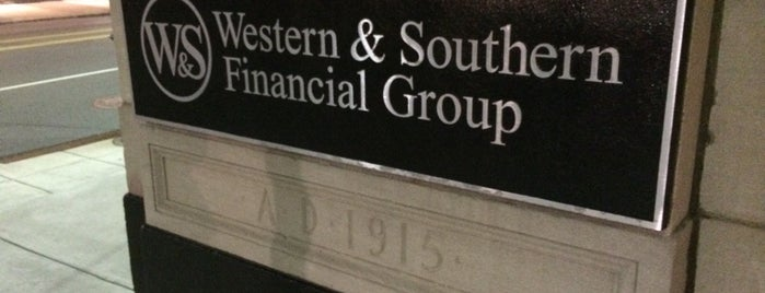 Western & Southern Financial Group is one of Surviving Historic Buildings in Cincinnati.