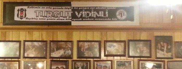 Turgut Vidinli is one of Beşiktaş-Sariyer.