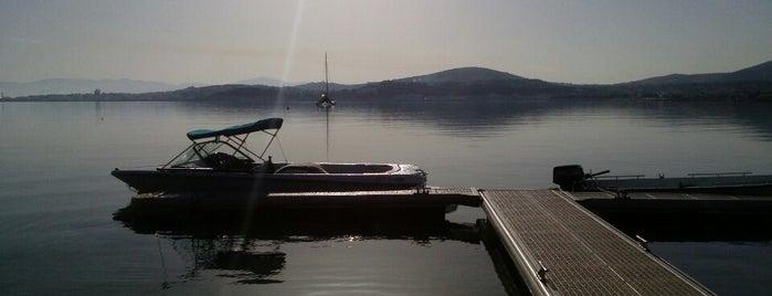 WaterSkiZone is one of Paros Top.