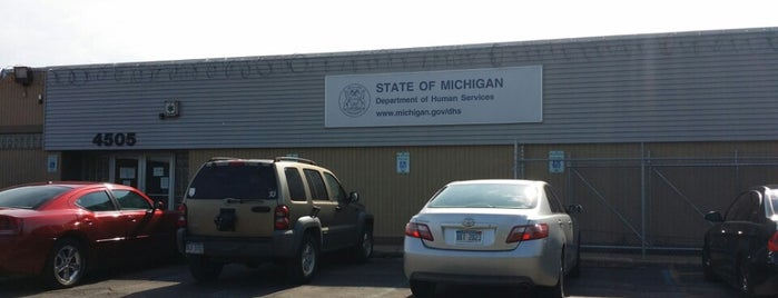 State Of Michigan is one of Mayorism.