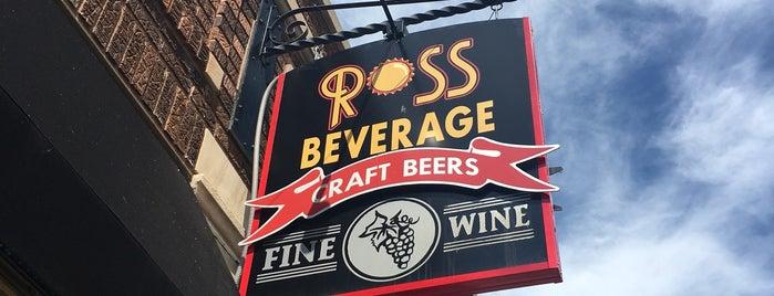 Ross Deli & Beverage is one of Exploring Lakewood.